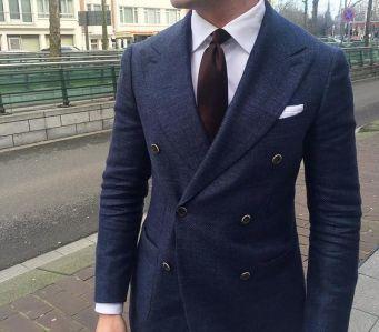 costume croisé bon exemple